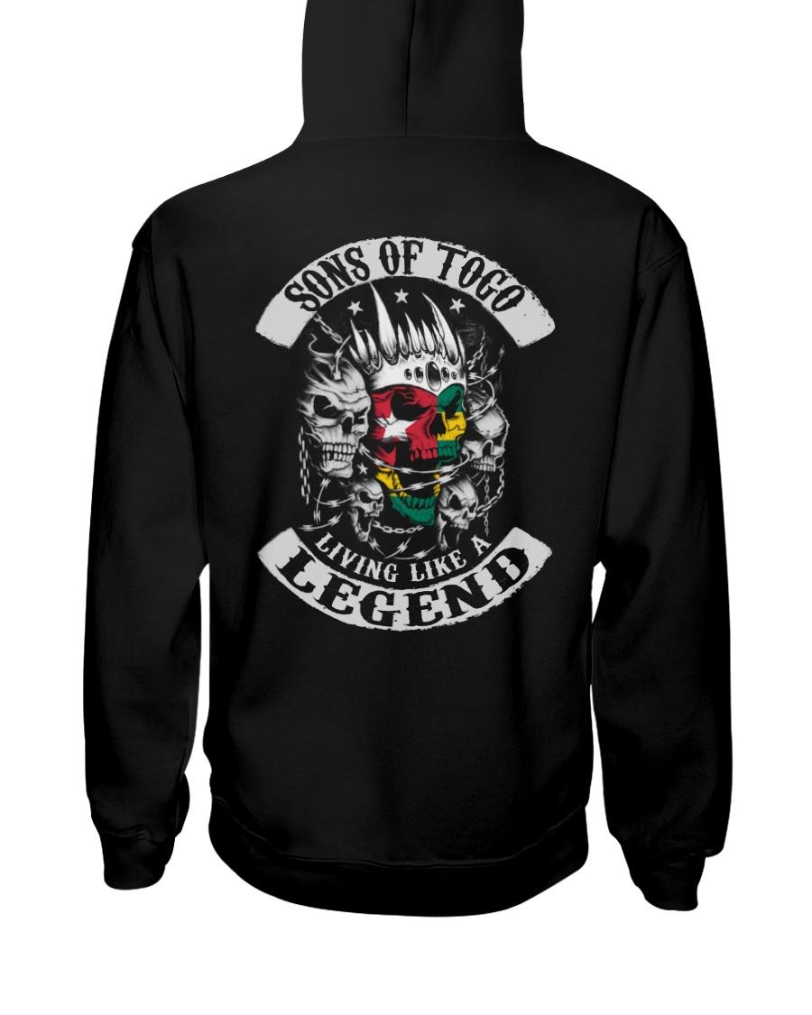 SONS OF Togo Hooded Sweatshirt