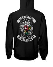 SONS OF Togo Hooded Sweatshirt back
