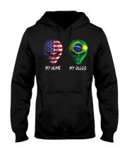 Brazil Hooded Sweatshirt thumbnail