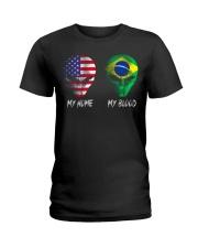 Brazil Ladies T-Shirt thumbnail
