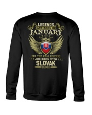 Legends - Slovak 01 Crewneck Sweatshirt thumbnail