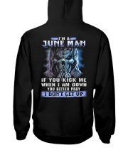 YOU BETTER-6 Hooded Sweatshirt thumbnail