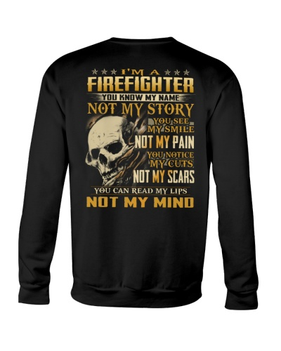 My Name Firefighter