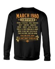 MESS WITH YEAR 80-3 Crewneck Sweatshirt thumbnail