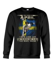 GOOD GUY SWEDE4 Crewneck Sweatshirt thumbnail