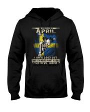 GOOD GUY SWEDE4 Hooded Sweatshirt thumbnail