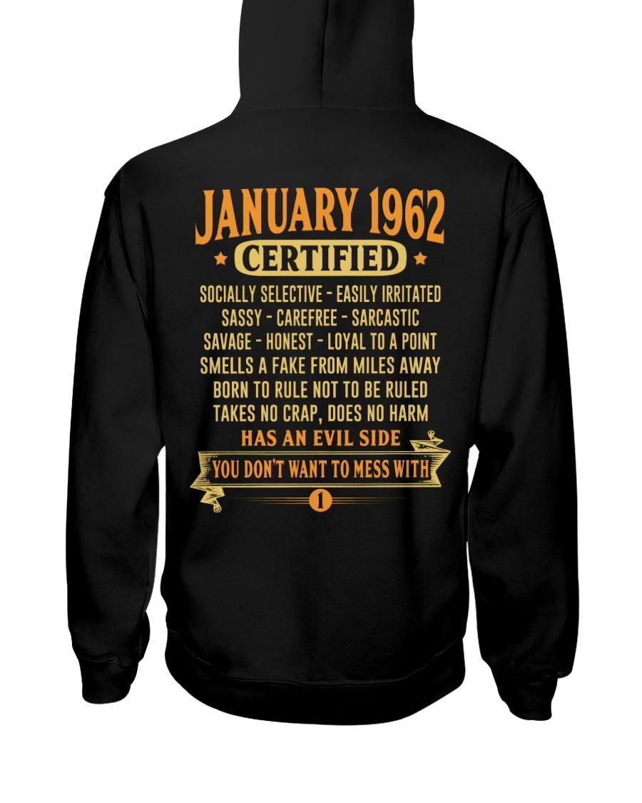 MESS WITH YEAR 62-1 Hooded Sweatshirt