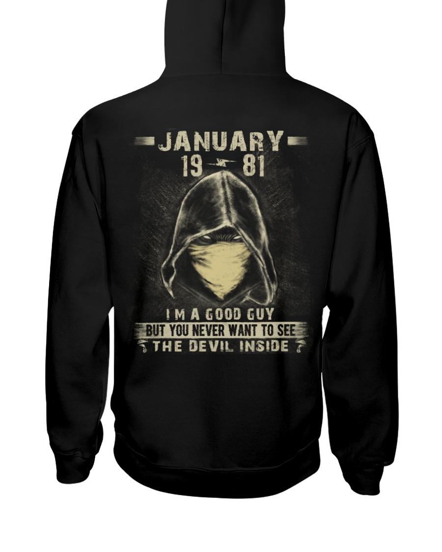 GOOD GUY 81-01 Hooded Sweatshirt