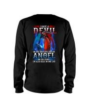 HAVE A DEVIL Long Sleeve Tee thumbnail