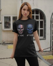 My Home America - Nevada Classic T-Shirt apparel-classic-tshirt-lifestyle-19