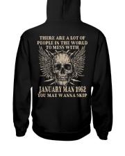 I AM A GUY 62-1 Hooded Sweatshirt back