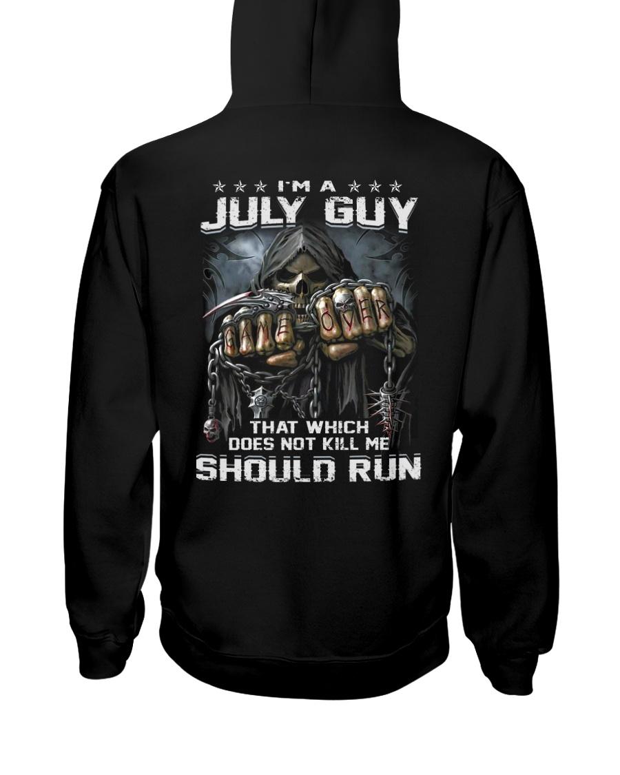 RUN 7 Hooded Sweatshirt