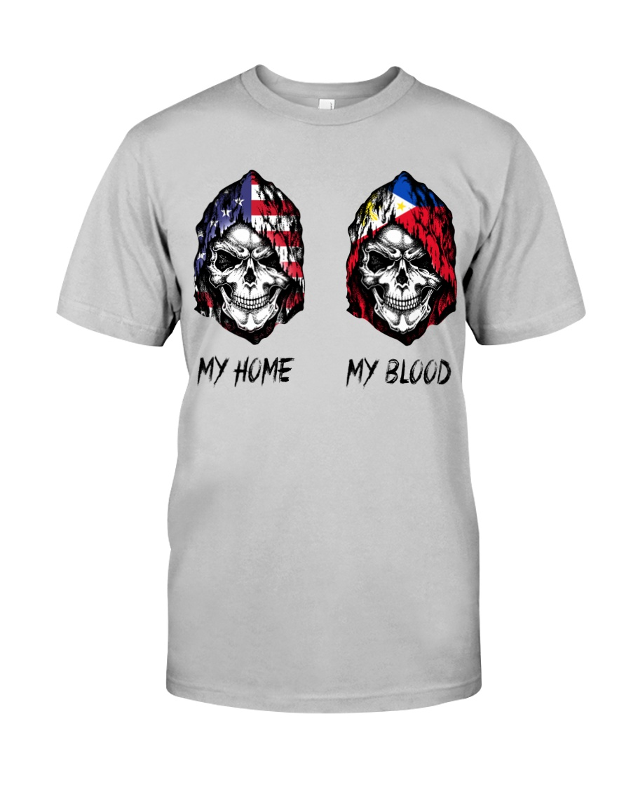 My Blood-Philippines Classic T-Shirt