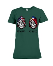 My Blood-Philippines Premium Fit Ladies Tee thumbnail