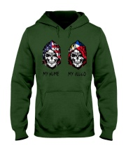My Blood-Philippines Hooded Sweatshirt thumbnail