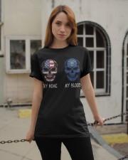 My Home America - Oregon Classic T-Shirt apparel-classic-tshirt-lifestyle-19