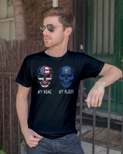 My Home America - Oregon Classic T-Shirt lifestyle-mens-crewneck-front-2