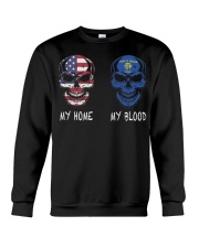 My Home America - Oregon Crewneck Sweatshirt thumbnail