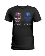 My Home America - Oregon Ladies T-Shirt thumbnail