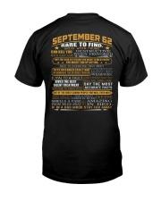 62-9 Classic T-Shirt thumbnail