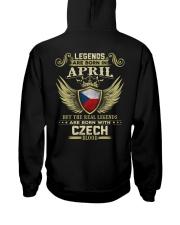 Legends - Czech 04 Hooded Sweatshirt thumbnail