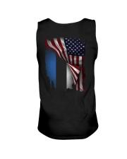 Flag-America-Estonia Unisex Tank thumbnail