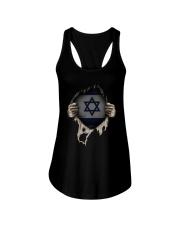 Israel Ladies Flowy Tank thumbnail