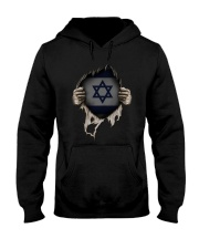 Israel Hooded Sweatshirt thumbnail