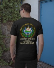 Awesome - Salvadorian Classic T-Shirt apparel-classic-tshirt-lifestyle-22
