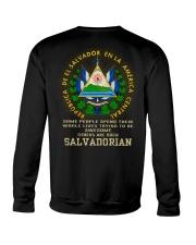 Awesome - Salvadorian Crewneck Sweatshirt thumbnail