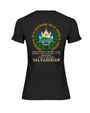 Awesome - Salvadorian Premium Fit Ladies Tee thumbnail