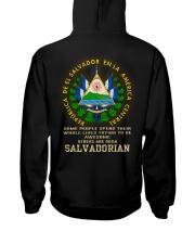 Awesome - Salvadorian Hooded Sweatshirt thumbnail