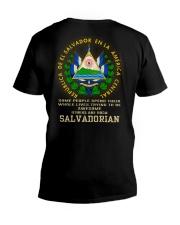 Awesome - Salvadorian V-Neck T-Shirt thumbnail