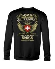 Legends - Swiss 09 Crewneck Sweatshirt thumbnail