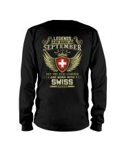 Legends - Swiss 09 Long Sleeve Tee thumbnail