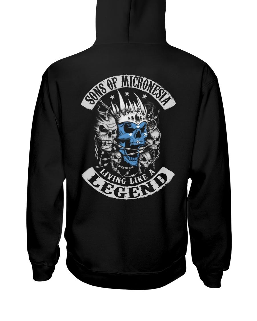 SONS OF Micronesia Hooded Sweatshirt