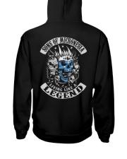 SONS OF Micronesia Hooded Sweatshirt back