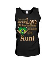 I NEVER KNOW- AUNT BRAZIL Unisex Tank thumbnail