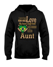 I NEVER KNOW- AUNT BRAZIL Hooded Sweatshirt thumbnail