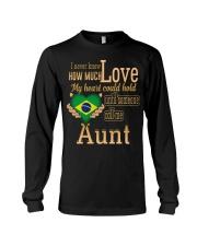 I NEVER KNOW- AUNT BRAZIL Long Sleeve Tee thumbnail