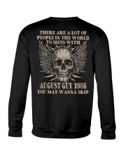 I AM A GUY 86-8 Crewneck Sweatshirt thumbnail