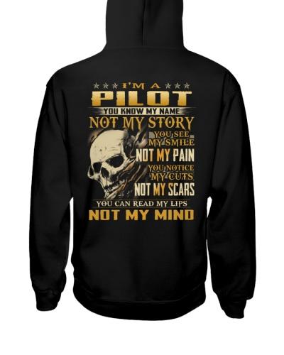 My Name Pilot
