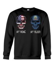 My Home America - Idaho Crewneck Sweatshirt thumbnail