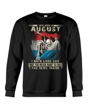 GOOD GUY LUXEMBOURGER8 Crewneck Sweatshirt thumbnail