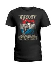 GOOD GUY LUXEMBOURGER8 Ladies T-Shirt thumbnail