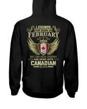 Legends - Canadian 02 Hooded Sweatshirt tile