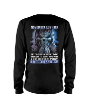 I DONT GET UP 88-11 Long Sleeve Tee thumbnail