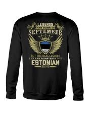 Legends - Estonian 09 Crewneck Sweatshirt thumbnail