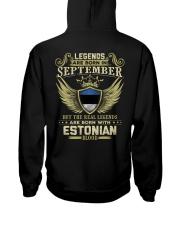 Legends - Estonian 09 Hooded Sweatshirt thumbnail