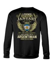 Blood Argentinian 01 Crewneck Sweatshirt thumbnail